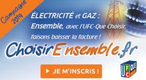 Campagne Energie moins chère2021